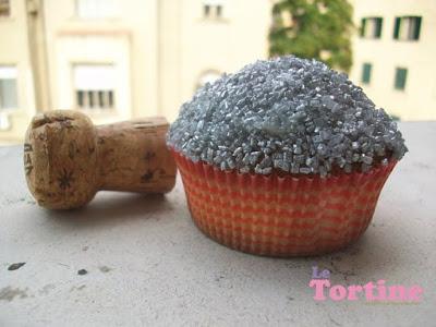 Cupcakes allo Spumante