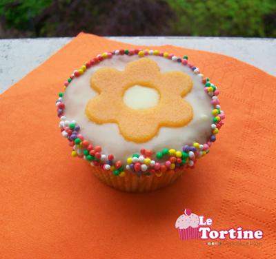 """Cupcakes """"Fiore di mamma"""""""