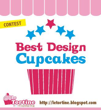 Best Design Cupcakes: parte il primo contest de Le Tortine