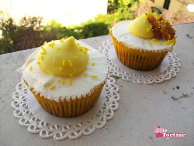 Cupcakes uova e bacon