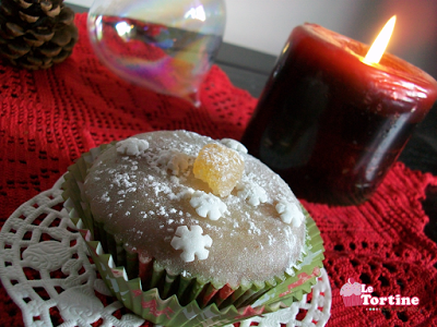 Natale 2011: Gingerbread Cupcakes