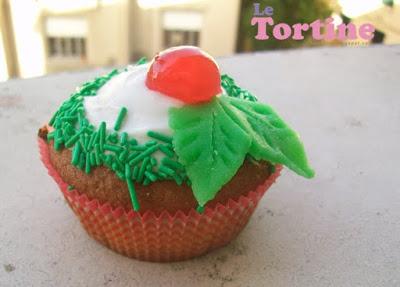 Xmas Cupcakes 2011: Babbo Natale