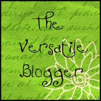 The Versatile Blogger Award 2012