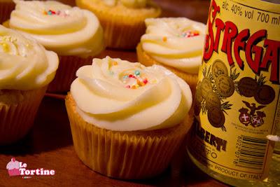 Cupcakes allo Strega