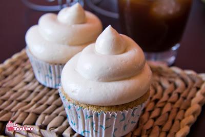 Black Russian Cupcakes