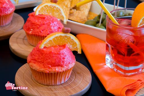Spritz Cupcakes