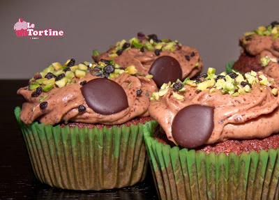 Cupcakes Choco Pistacchio