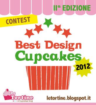 Contest Cupcakes: parte la seconda edizione del concorso Best Design Cupcakes 2012