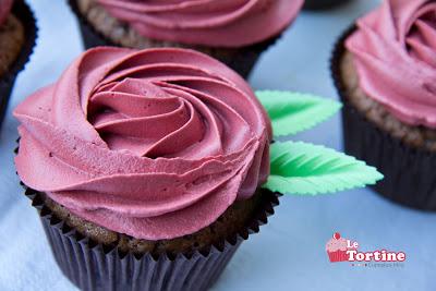 Festa della Mamma: Rose di Cupcakes