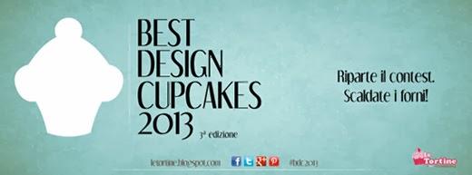 #BDC2013 Best Design Cupcakes 2013: parte la terza edizione del contest de Le Tortine!