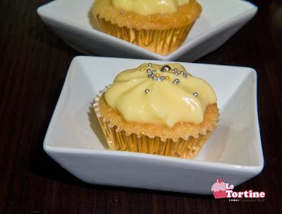 Capodanno 2013: Mini Cupcakes al Limoncello