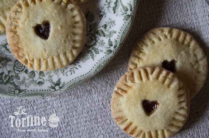 San Valentino: Cookie pies