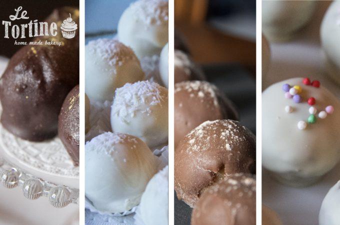 Cake balls: 4 ricette imperdibili
