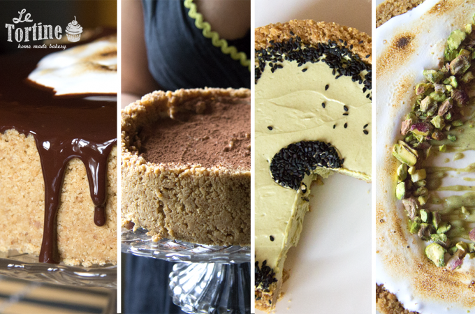 Cheesecake senza cottura: 4 ricette imperdibili