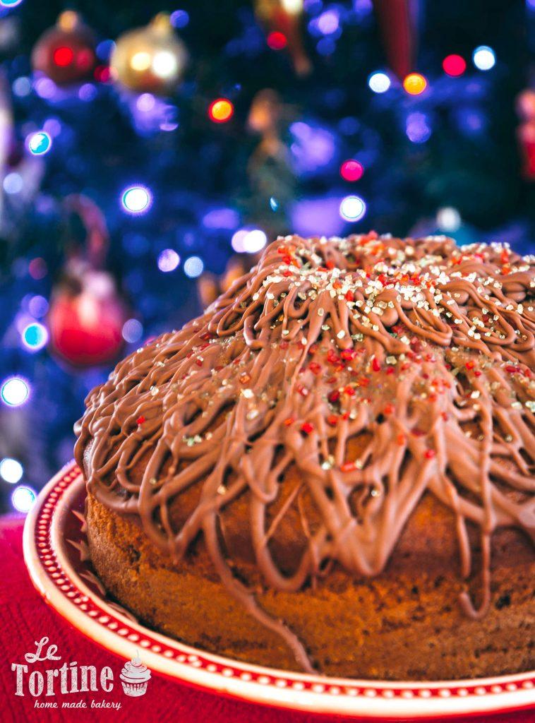 Una torta semplice e golosa, con tanto succo e scorza di mandarino.