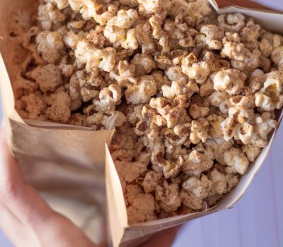 Pop Corn alla cannella